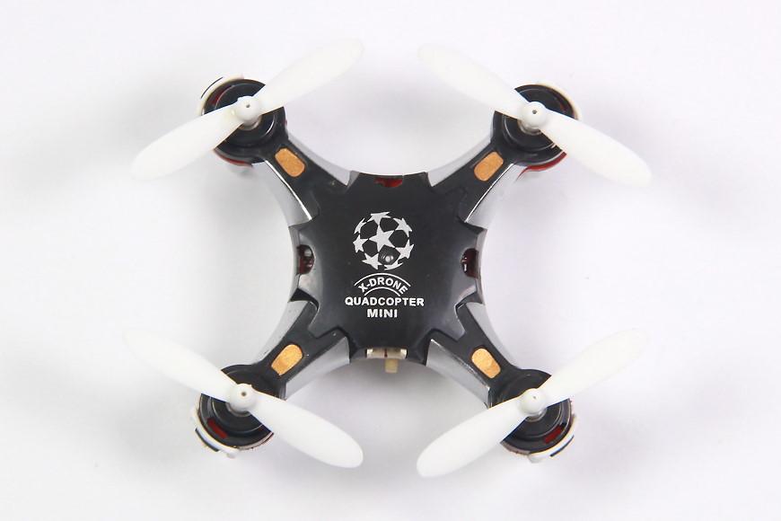 Sbego FQ777-124 Pocket Drone - Ansicht von oben