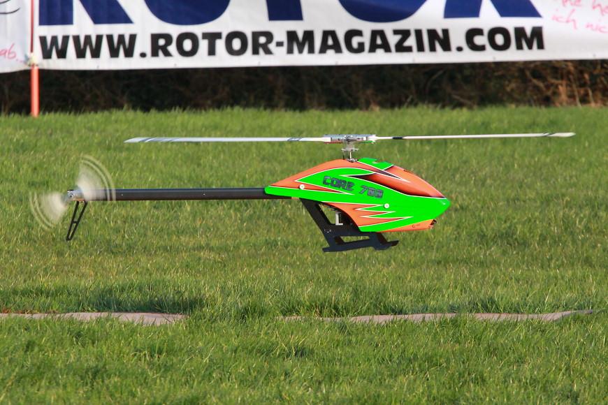 Rotor live 2016: CORE 700