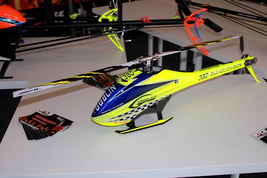 Rotor live 2016: Goblin 380