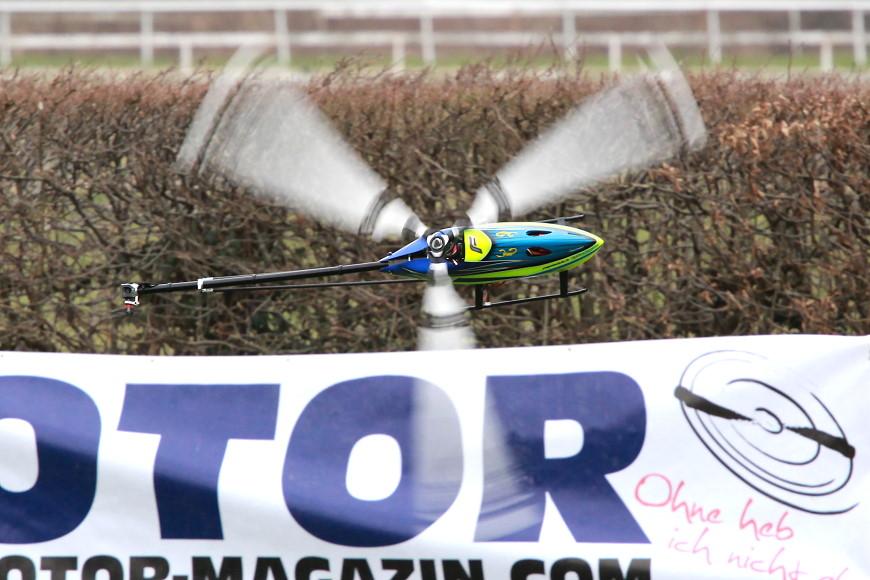 Rotor live 2016: Gaui X7