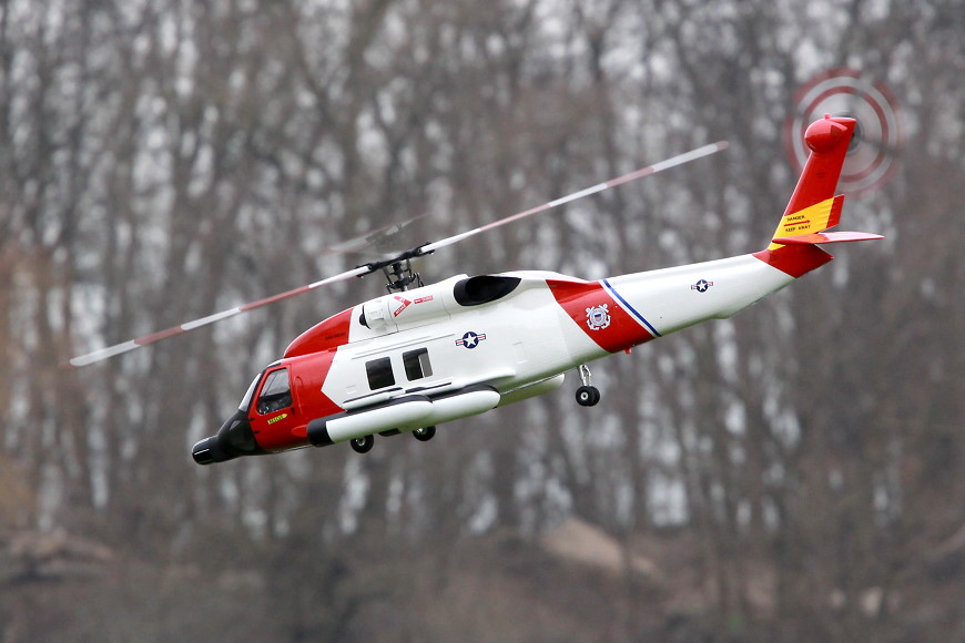 Rotor live 2016: Sikorsky MH-60 Jayhawk