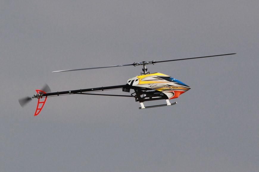 Rotor live 2016: Raptor E700