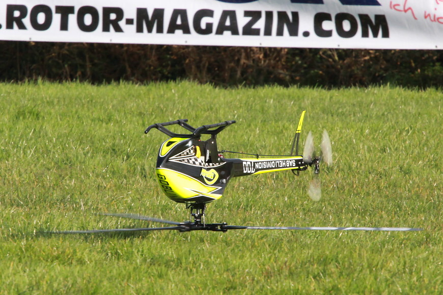 Rotor live 2016: Goblin 700 KSE (Kyle Stacy)