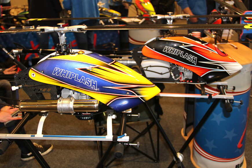 ROTOR live 2019: Miniature Aircraft Whiplash