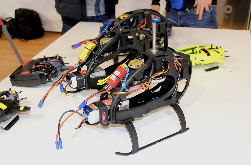 ROTOR live 2019: Mikado Chassis