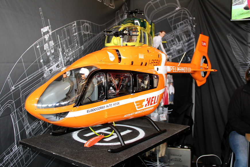 ROTOR live 2019: Vario Helicopter