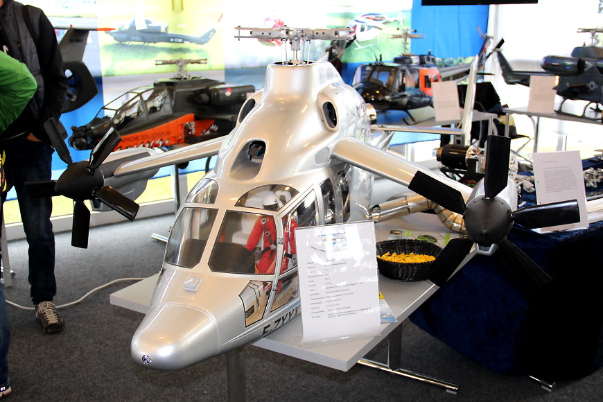 ROTOR live 2019: Alterbaum Premium Helicopter X3
