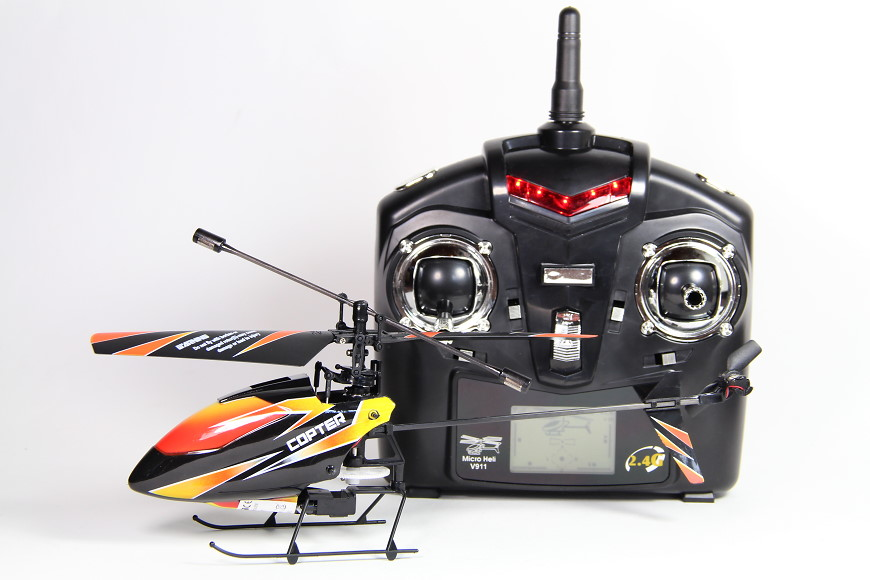 s-idee 01140 / V911 (WLToys V911 Copter) - Sender