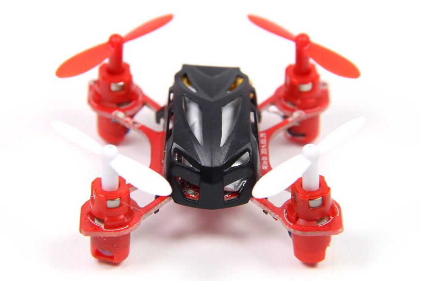 S-IDEE 01163 S-Nano Quadcopter (V282) - Frontansicht