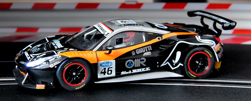 Carrera-Digital-132-Ferrari 488 GT3 Black Bull Racing