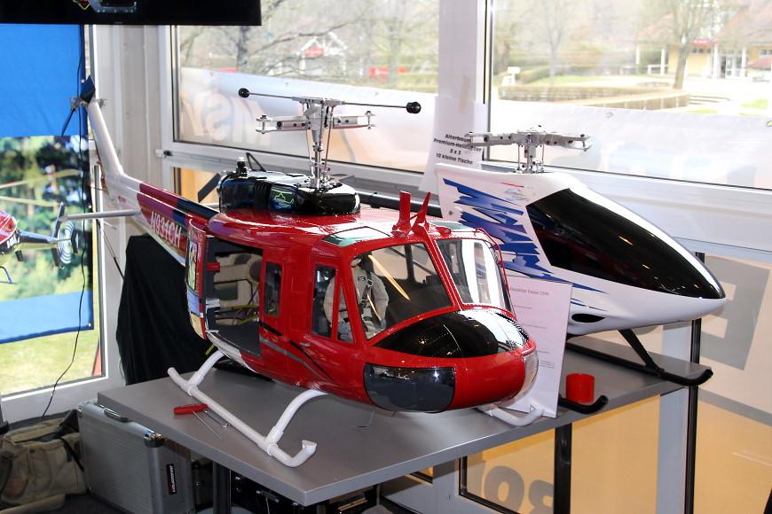ROTOR live 2018 Iffezheim: Alterbaum Premium Helicopter